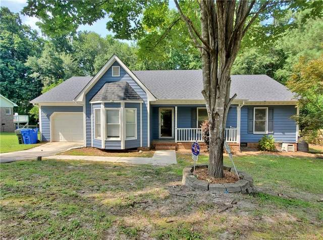 1266 Arailia Drive, Fayetteville, NC 28314 (MLS #662328) :: The Signature Group Realty Team
