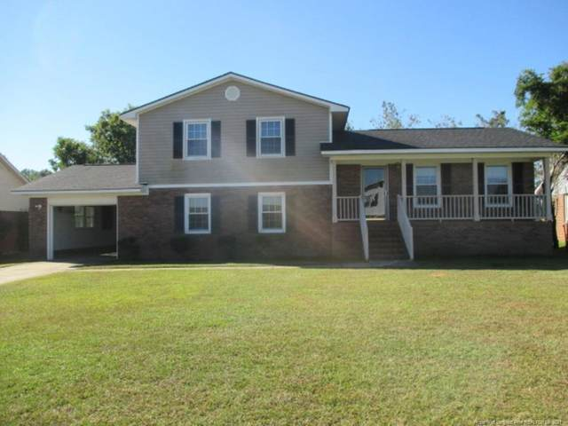 7742 S Shield Drive, Fayetteville, NC 28314 (MLS #662339) :: Towering Pines Real Estate