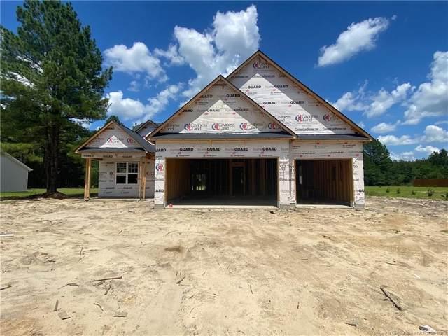 416 Kiki Drive, Fayetteville, NC 28312 (MLS #662340) :: Moving Forward Real Estate