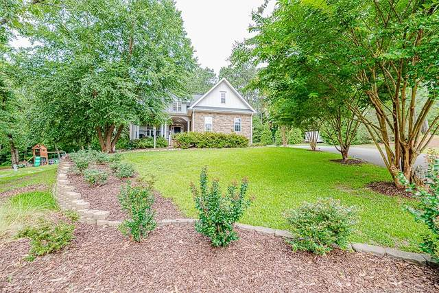 345 Fieldcrest Road, Southern Pines, NC 28387 (MLS #662342) :: EXIT Realty Preferred