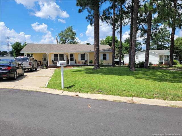 2806 Needle Lane, Fayetteville, NC 28306 (MLS #662384) :: The Signature Group Realty Team