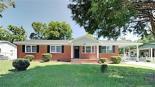 6216 Timberland Drive, Fayetteville, NC 28314 (MLS #662386) :: RE/MAX Southern Properties