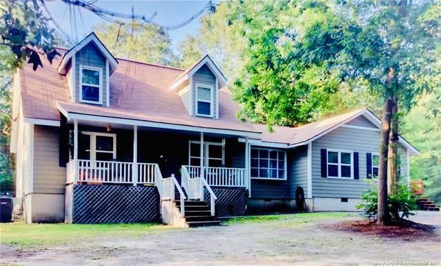 4393 Rockfish Road, Raeford, NC 28376 (MLS #662387) :: EXIT Realty Preferred