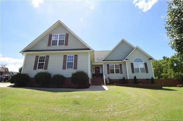 45 Copper Loop, Sanford, NC 27332 (MLS #662390) :: Moving Forward Real Estate