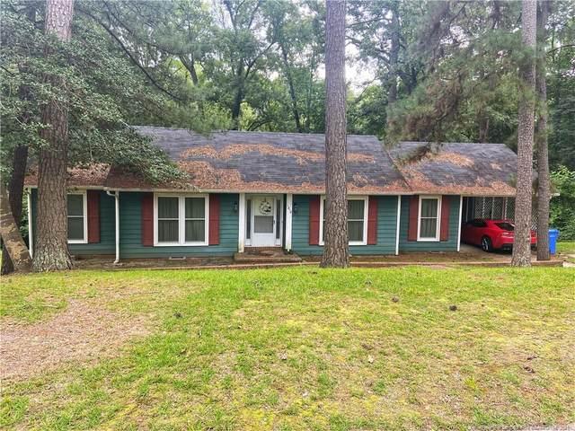 1810 Swann Street, Fayetteville, NC 28303 (MLS #662404) :: Towering Pines Real Estate