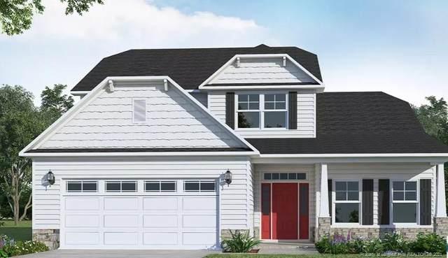 125 Kensington Drive, Spring Lake, NC 28390 (MLS #662418) :: Moving Forward Real Estate
