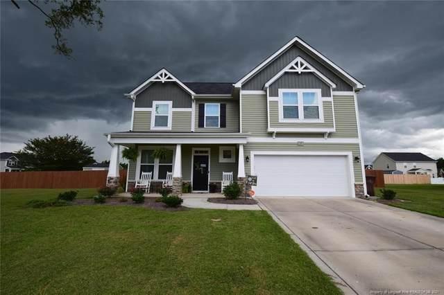 17 Waterwheel Lane, Godwin, NC 28344 (MLS #662426) :: Freedom & Family Realty