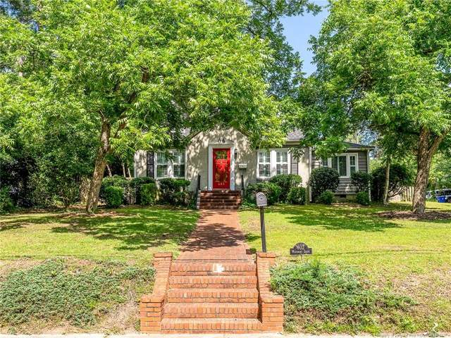 602 Westmont Drive, Fayetteville, NC 28305 (MLS #662427) :: The Signature Group Realty Team