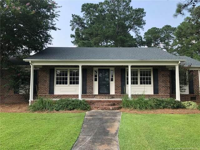 575 Newgate Street, Lumberton, NC 28358 (MLS #662432) :: Towering Pines Real Estate