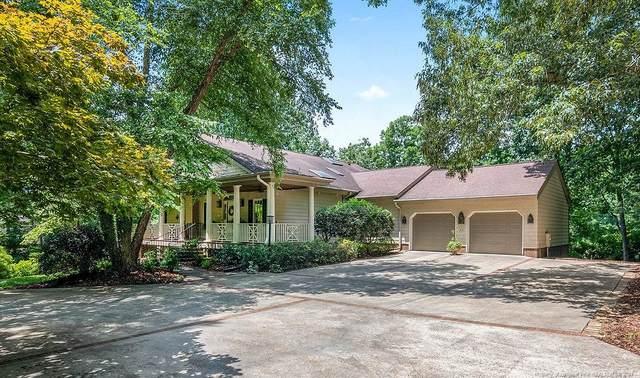 2403 Woodburn Circle, Sanford, NC 27330 (MLS #662437) :: Towering Pines Real Estate