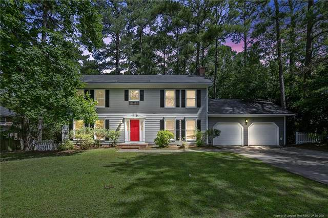 405 Brightwood Drive, Fayetteville, NC 28303 (MLS #662447) :: The Signature Group Realty Team