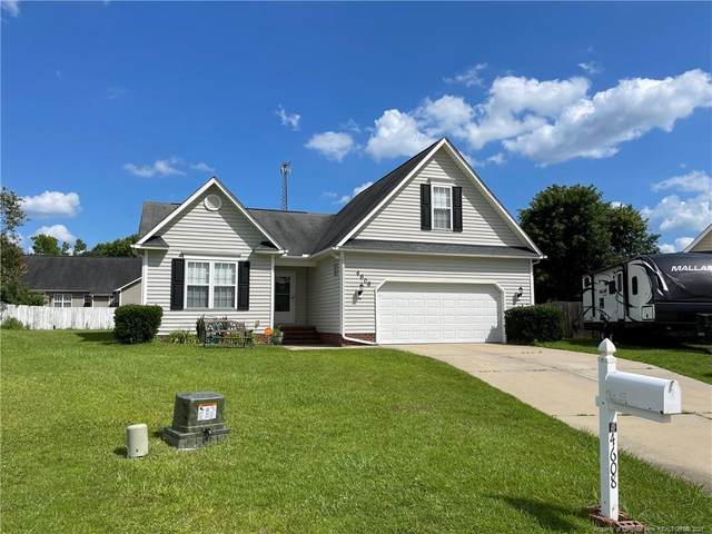 4608 Brecknock Court, Fayetteville, NC 28311 (MLS #662455) :: The Signature Group Realty Team