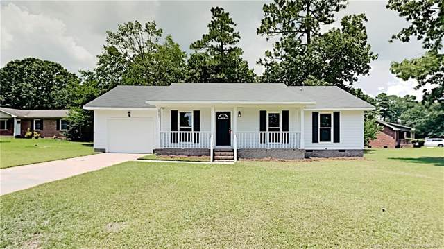 6923 Calamar Drive, Fayetteville, NC 28314 (MLS #662472) :: Freedom & Family Realty