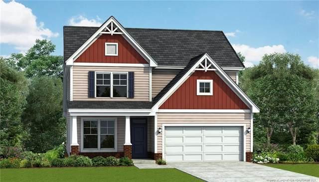 344 Countryside Drive, Lillington, NC 27546 (MLS #662488) :: Moving Forward Real Estate