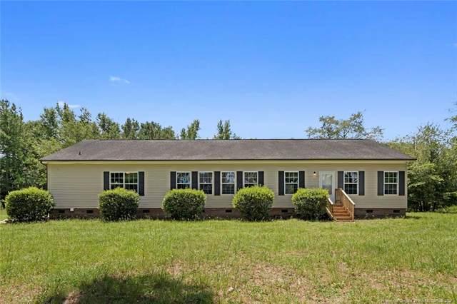 18880 Salley Mcnair Road, Laurinburg, NC 28352 (MLS #662491) :: Moving Forward Real Estate