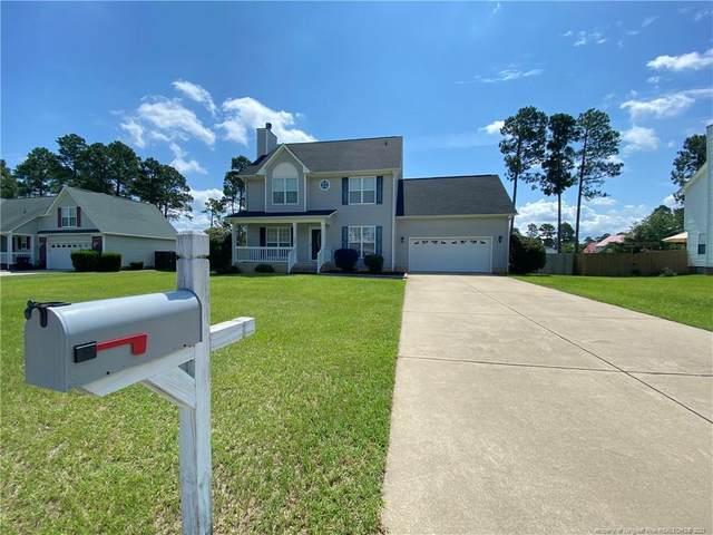 368 Arlington Drive, Cameron, NC 28326 (MLS #662495) :: Moving Forward Real Estate