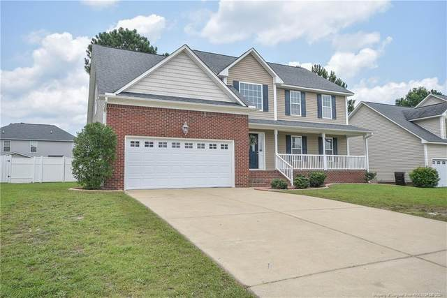 163 Trenton Place, Cameron, NC 28326 (MLS #662503) :: The Signature Group Realty Team