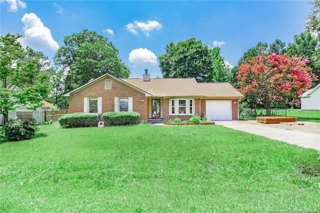 208 Overton Road, Raeford, NC 28376 (MLS #662504) :: Moving Forward Real Estate