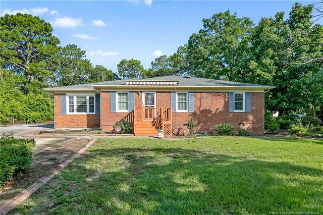 3322 Boone Trail, Fayetteville, NC 28306 (MLS #662512) :: Moving Forward Real Estate