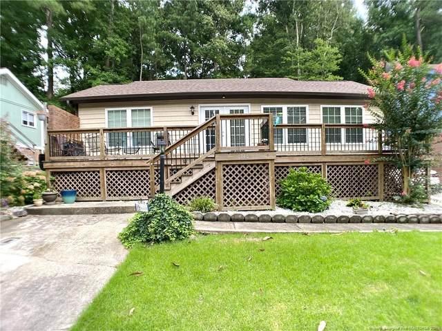 346 Beach End, Sanford, NC 27332 (MLS #662521) :: Towering Pines Real Estate