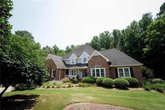 2105 Wolf Trapp Place, Sanford, NC 27330 (MLS #662524) :: Towering Pines Real Estate