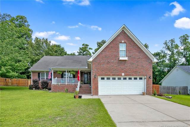 123 Forest Creek Drive, Raeford, NC 28376 (MLS #662530) :: Freedom & Family Realty