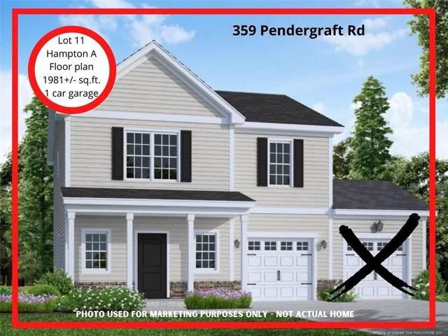 343 Pendergraft Road, Bunnlevel, NC 28323 (MLS #662533) :: Freedom & Family Realty
