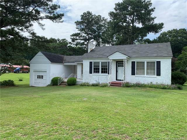 2983 Coleman Road, Eastover, NC 28312 (MLS #662549) :: Moving Forward Real Estate