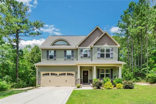 144 Magnolia Drive, Spring Lake, NC 28390 (MLS #662555) :: Towering Pines Real Estate