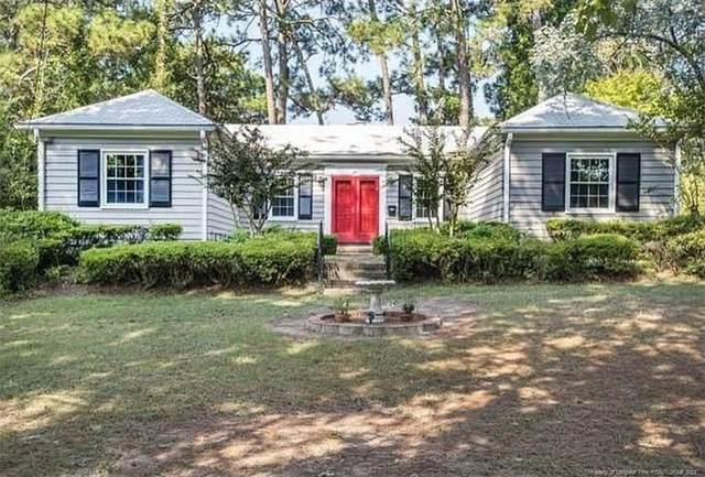 300 Pinecrest Drive, Fayetteville, NC 28305 (MLS #662563) :: Freedom & Family Realty