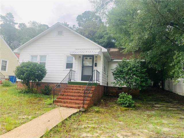 104 Kensington Circle, Fayetteville, NC 28301 (MLS #662570) :: Moving Forward Real Estate