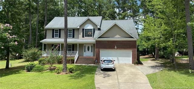 160 Cedar Lane, Sanford, NC 27332 (MLS #662572) :: Moving Forward Real Estate
