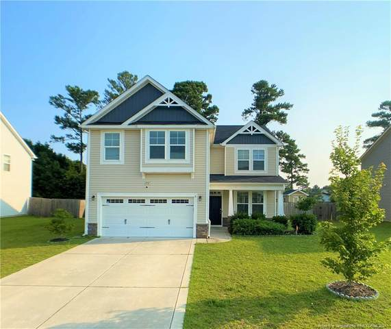 232 Yates Mill Street, Raeford, NC 28376 (MLS #662574) :: The Signature Group Realty Team
