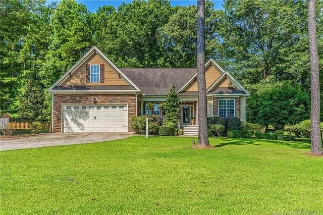 441 Lasater Road, Bunnlevel, NC 28323 (MLS #662578) :: Moving Forward Real Estate