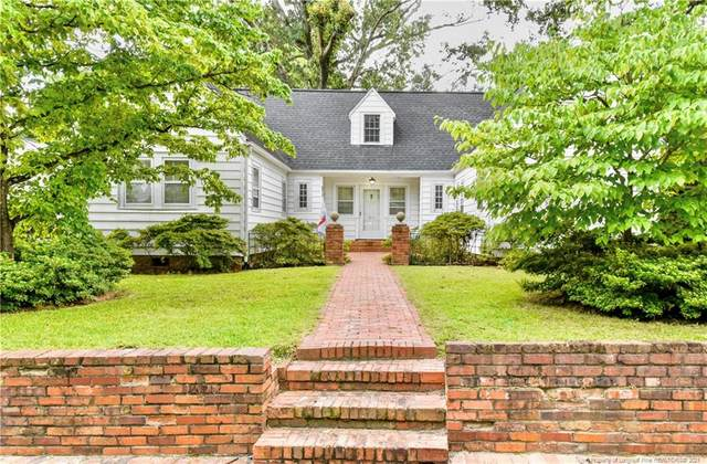 1011 Brook Street, Fayetteville, NC 28305 (MLS #662580) :: Freedom & Family Realty