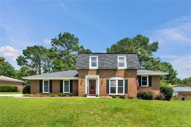 1422 Carnsmore Drive, Fayetteville, NC 28304 (MLS #662581) :: Towering Pines Real Estate