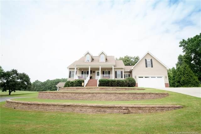 5738 Quail Ridge Drive, Sanford, NC 27332 (MLS #662589) :: Freedom & Family Realty