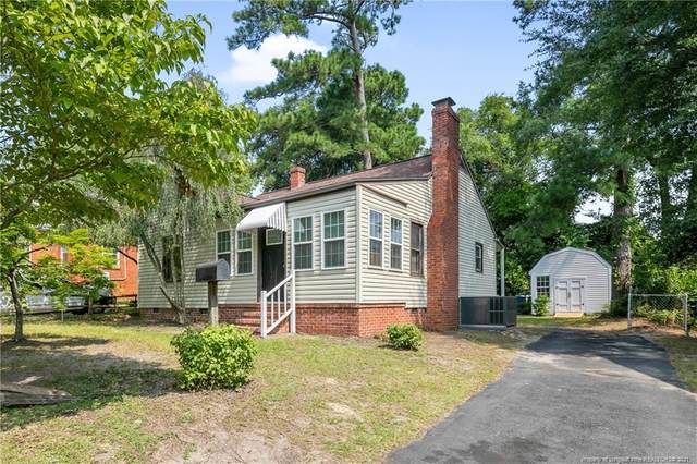 1010 W Rowan Street, Fayetteville, NC 28305 (MLS #662604) :: The Signature Group Realty Team