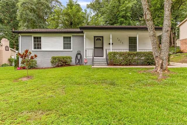 1823 Spruce Street, Fayetteville, NC 28303 (MLS #662609) :: EXIT Realty Preferred