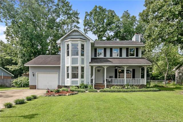 6845 Brasswood Drive, Fayetteville, NC 28314 (MLS #662613) :: Towering Pines Real Estate