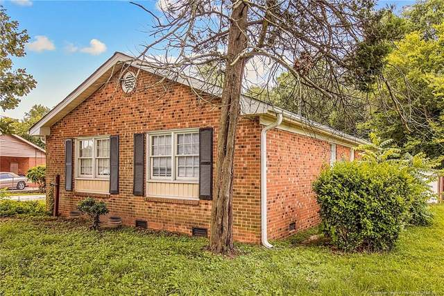 5402 Brookfield Road, Fayetteville, NC 28303 (MLS #662616) :: The Signature Group Realty Team