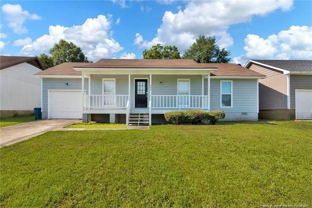 553 Jennings Farm Road, Fayetteville, NC 28314 (MLS #662617) :: Freedom & Family Realty