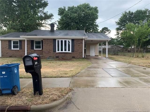814 Glensford Drive, Fayetteville, NC 28314 (MLS #662625) :: Moving Forward Real Estate