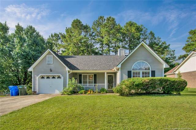 1226 Oak Knolls Drive, Fayetteville, NC 28314 (MLS #662627) :: The Signature Group Realty Team