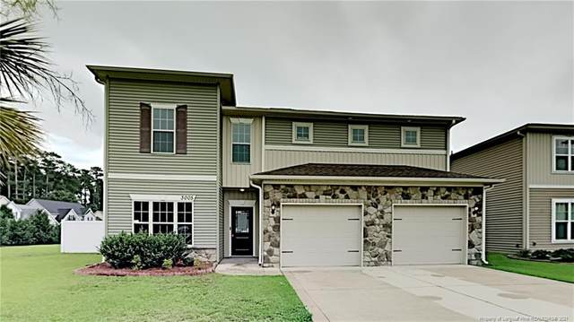 3005 Carula Lane, Fayetteville, NC 28306 (MLS #662638) :: Freedom & Family Realty