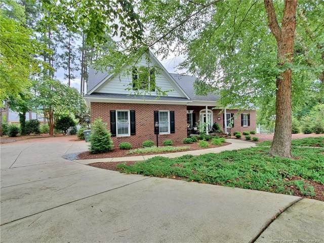 1709 Hatherleigh Place, Fayetteville, NC 28304 (MLS #662652) :: Moving Forward Real Estate