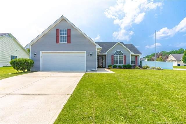 112 Huntington Drive, Raeford, NC 28376 (MLS #662655) :: Towering Pines Real Estate