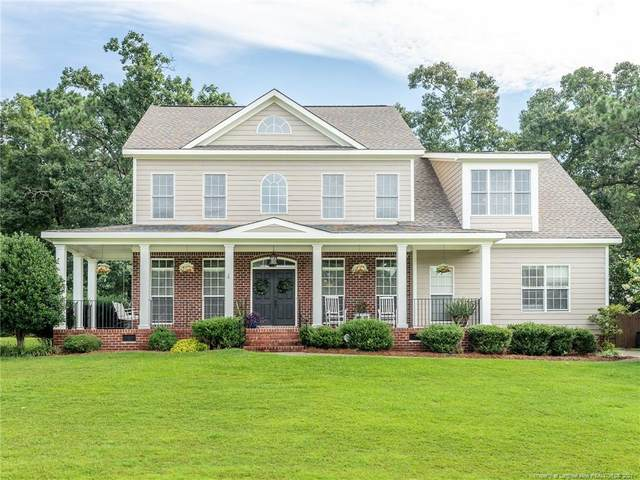 7205 Holmfield Road, Fayetteville, NC 28306 (MLS #662700) :: Towering Pines Real Estate
