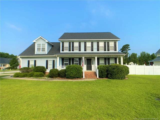 420 Thorncliff Drive, Raeford, NC 28376 (MLS #662703) :: Freedom & Family Realty