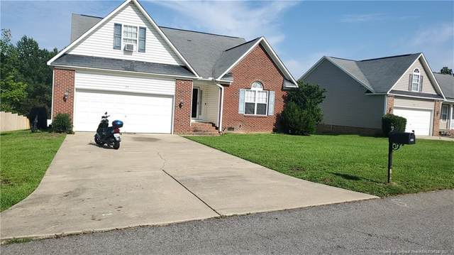 66 Pender Road, Spring Lake, NC 28390 (MLS #662716) :: Moving Forward Real Estate
